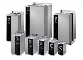 VLT® HVAC Drive FC 102. Общий вид серии